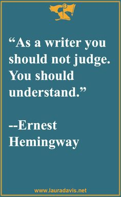 These writing quotes come from the website of 7-time author and writing teacher…