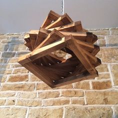 Light Up Wooden Workbenches with Wacky Wood Light Fixtures ...