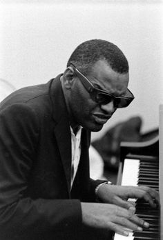 Essay Mahatma Gandhi English Ray Charles Posing For Bill Ray As A Pianist In March  At Rpm In La Where Is A Thesis Statement In An Essay also Essay Samples For High School  Best Ray Charles Portraits Images  Ray Charles Piano Pianos Essays For High School Students