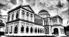 """""""National Museum Singapore"""" by William Yee Khai Teo, Singapore // National Museum Singapore // Imagekind.com -- Buy stunning fine art prints, framed prints and canvas prints directly from independent working artists and photographers."""