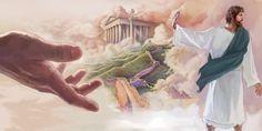 Jesús rechaza las tentaciones de Satanás