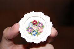 pattern for mini cross stitch