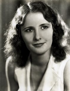 Barbara Stanwyck, 1930's publicity photo