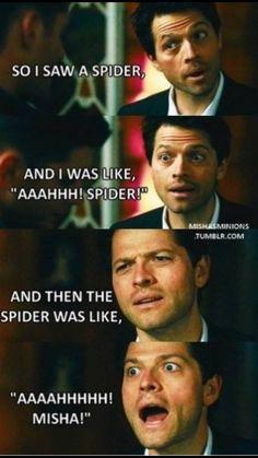 Ahhh Misha!