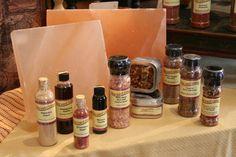 @Salts, teas, seasonings, sugars, vanillas, popcorn   The Salt Table in Savannah GA and online store