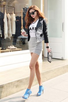 Itsmestyle to look extra k-fashionista ♥ www.itsmestyle