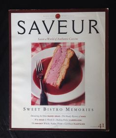 Issue #41 Saveur Food
