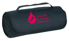 Register to donate blood 12/16-1/25 wCBC & receive our a cozy fleece travel blanket!
