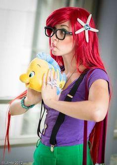 hipster Ariel @Karla Romero
