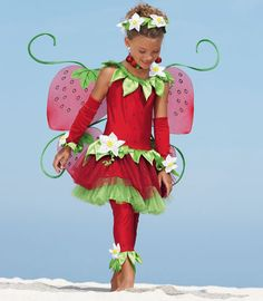 Memphis mentioned maybe getting a strawberry shortcake costume.. At least this isn't a cheap looking one..