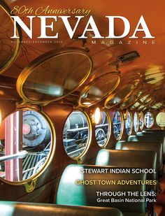 The November/December issue of Nevada Magazine is on newsstands! http://nevadamagazine.com/home/