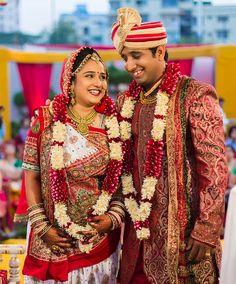 Real Indian Weddings: A Grand Gujarati Wedding that Will Leave You Awestruck - BollywoodShaadis.com