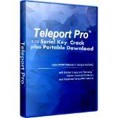 Teleport pro 1.70 Serial number Crack keygen registration full