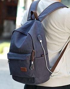 Pack it up, pack it in, let me begin. Best Backpacks For College, Cool Backpacks, Teen Backpacks, Leather Backpacks, Canvas Backpack, Backpack Bags, Messenger Bags, Bts Bag, Mens Travel Bag