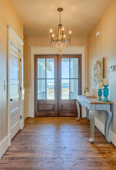 coastal foyer | The Veranda - Gulf Shores, Alabama