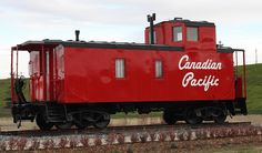 Canadian Pacific Caboose | Flickr - Photo Sharing!