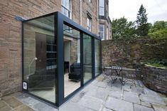 Best ideas for house glass extension projects House Extension Design, Glass Extension, Extension Designs, Extension Ideas, Garage Extension, Garden Room Extensions, House Extensions, Kitchen Extensions, Conservatory Extension