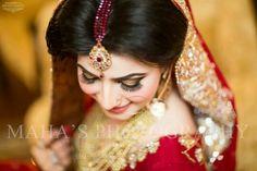 Look of the bride