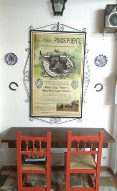 INAUGURACIÓN DE LA PLAZA DE TOROS DE PINOS PUENTE, AÑO 1927, FOTO CEDIDA POR JOSE CAPILLA FUENTES, PINOS PUENTES (GRANADA)
