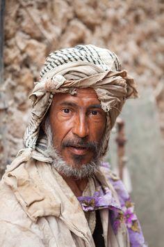 Siwa Man - Egypt