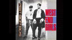 Pet Shop Boys - West End Girls (1985 Album Version) HQ