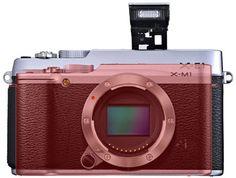 Fujifilm X-M1 camera size comparison