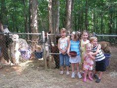 Happy Hills Alpaca Farm - private educational tours, or picnic with the Alpacas! Monroe, NC