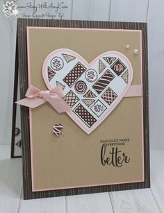 Stampin' Up! More Than Chocolate Card & Bonus Days Coming Soon!! – Stamp With Amy K