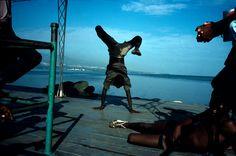 Alex Webb - Port-au-Prince. 1988.