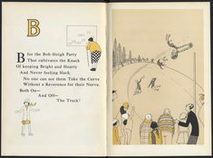 A Winter Sports Alphabet - 50 Watts  книги британского автора и иллюстратора Джойс Dennys (1893-1991).