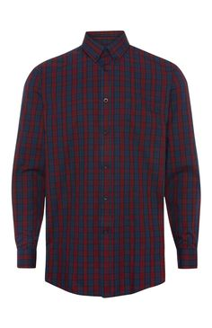 Primark red and blue check shirt!