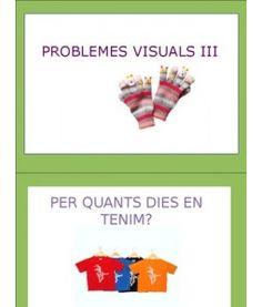 problemes visuals III. A scrib hi ha 2 presentacions mes***