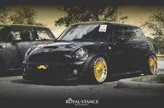 Mini on Gold BBS RS | Flickr - Photo Sharing!