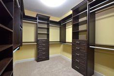 Oakside Master Closet