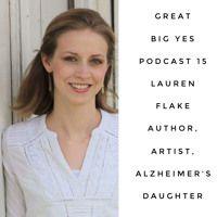 Lauren Flake, Author