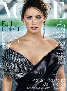 Vogue Magazine February 1st, 2018 Issue Cover