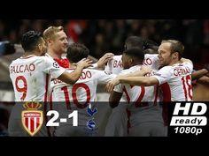Monaco vs Tottenham 2 1 ●Highlights & All Goals● Champions league HD 23 ...