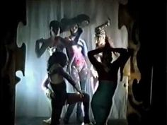 The First Dutch Open Vogue Competition Club RoXY Amsterdam 1989