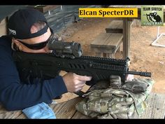 """Fun Gun Reviews Presents:""""Best Combat Scope on the World"""" The Elcan SpecterDR 1-4x Illuminated optic. Used in by Canadian, USSOCOM Special Operations Units, ..."""