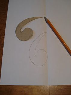 a faithful attempt: abstract art  using different shapes to create