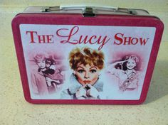 """Vintage """"I Love Lucy"""" Lunch Box"""