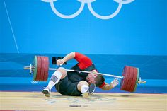Matthias Steiner of Germany, 2012 Summer Olympics, London (© Simon Bruty/Sports Illustrated/Getty Images)
