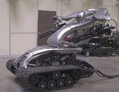 Future Military Technology - The Trek BBS