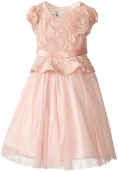 Pippa & Julie Girls 2-6X Peachy Lace Peplum Dress, Peach, 2T Pippa & Julie http://www.amazon.com/dp/B00JVLOESS/ref=cm_sw_r_pi_dp_9Zy0tb18RPZK5K0Y