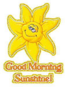 good morning animated glitter graphics | Glitter Text » Greetings » Good Morning