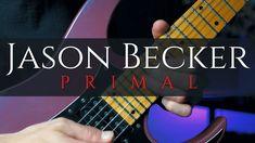 JASON BECKER - Primal (cover)