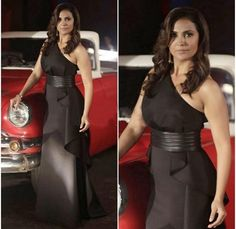 LD in Gauri And Nainika. Read more http://fashionpro.me/lara-duttas-enchanting-looks-miss-diva-2016