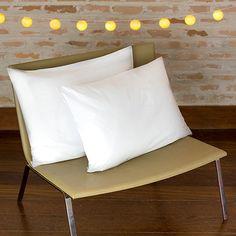 Kit Travesseiro Percal 200 Fios 2 Peças - Casa & Conforto R$ 89,90 - (desconto de 44%) R$ 49,90 2x de R$ 24,95 sem juros
