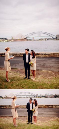 Robyn Pattison wedding celebrant looks after Faye & Ming who opted for a casual elopement at Mrs Macquaries Chair overlooking Sydney Harbour, the Bridge and Opera House Sydney Wedding, Wedding Day, Fantasy Wedding, Botanical Gardens, Photo Credit, Opera House, The Incredibles, Australia, Couple Photos