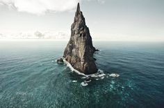 Ball's Pyramid, near Lord Howe Island